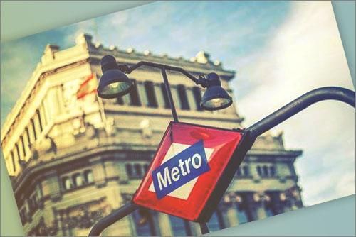 Telefono Gratuito Metro de Madrid