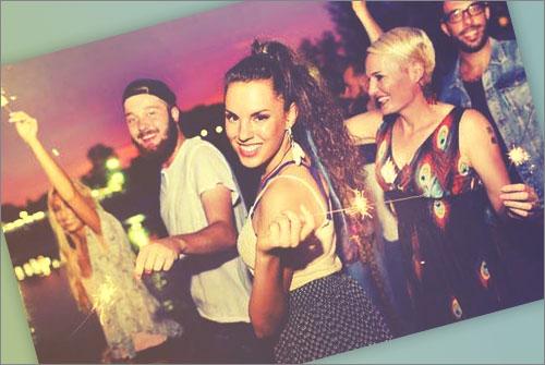 Telefono Gratuito Party Fiesta
